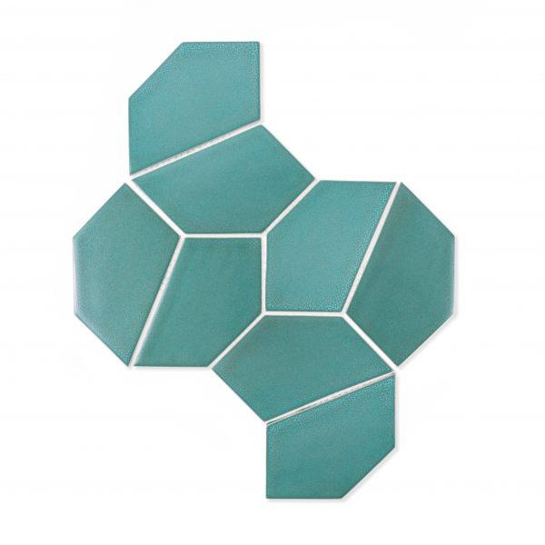 Type 7 - Norse Blue Greenmount Tiles
